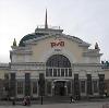 Железнодорожные вокзалы в Земетчино