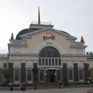 Железнодорожные вокзалы Земетчино